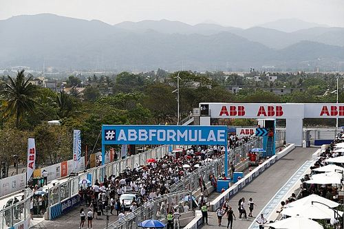 Формула Е официально отложила гонку в Китае из-за коронавируса