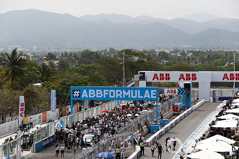 Formula E postpones China race amid virus outbreak
