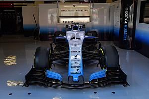 Williams, henüz 2019 aracını Barcelona'ya getirebilmiş değil