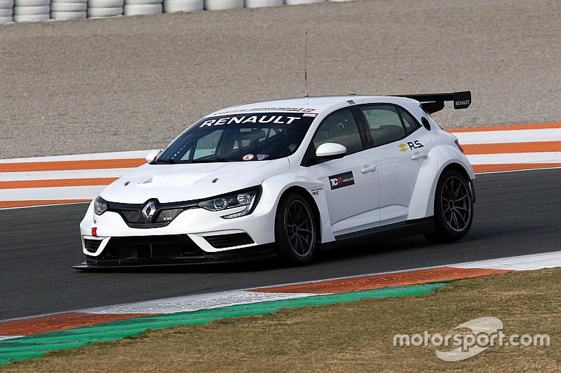 Test positivi per la Renault TCR ad Oschersleben e Spa