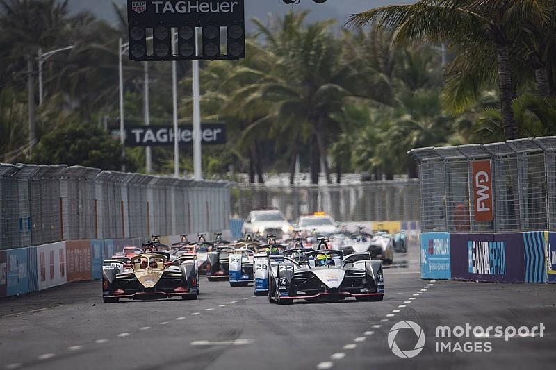 La Fórmula E quiere mayor gestión de energía para reducir los accidentes