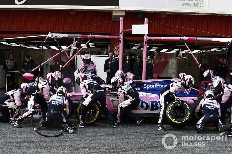 """Racing Point devient """"une équipe normale"""""""