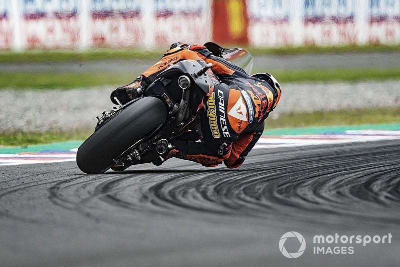 Гонщики MotoGP предсказали езду колонной на гонке в Аргентине
