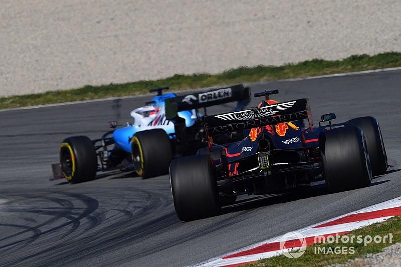 A Red Bull-Honda majdnem utolérte a Ferrarit: megtett kilométerek Barcelonában
