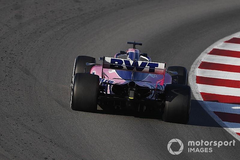"""Perez, F1'in 2019 değişiklikleriyle yaptığı """"inanılmaz işi"""" övdü"""