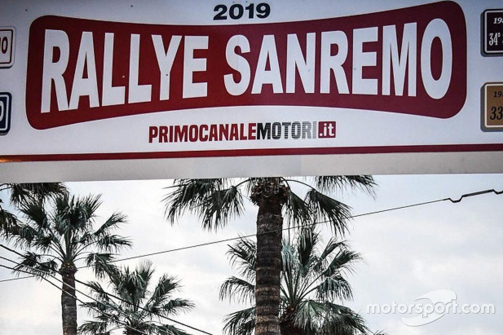 CIR: speciali inagibili, partenza del Rallye Sanremo rinviata