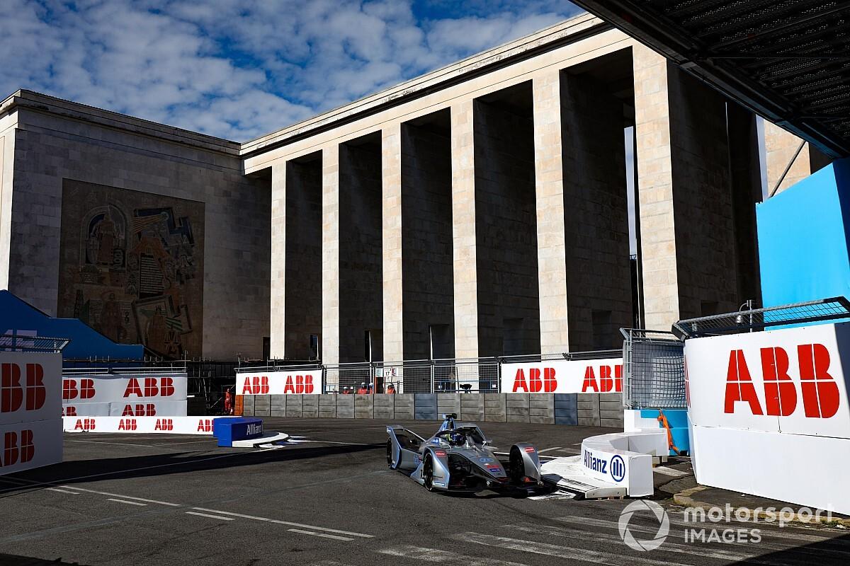 Formula E makes Rome and Valencia double-header events