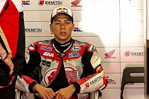 Nakagami explains decision to skip Suzuka 8 Hours