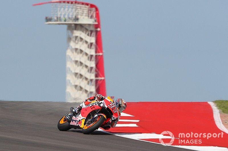 Dorna mantiene Austin como primera cita del Mundial de MotoGP