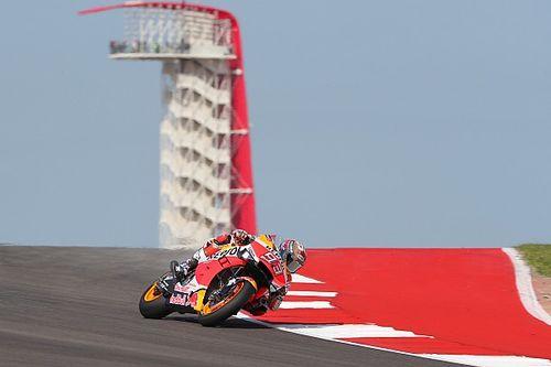 Márquez crava pole position para corrida de Austin da MotoGP; Rossi é 2º