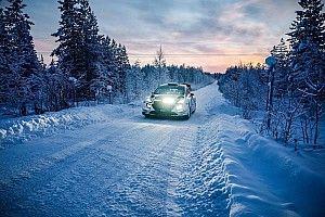 GALERÍA: Bottas realizó las primeras pruebas con el Ford Fiesta WRC