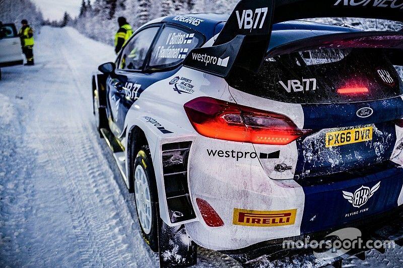 Bottas ilk ralli deneyimi öncesi M-Sport sürücüsü Suninen'den tavsiye almış