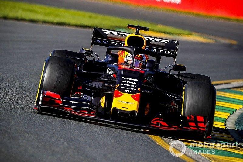 Red Bull cambia el chasis de Verstappen