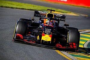 Red Bull cambió el chasis de Verstappen