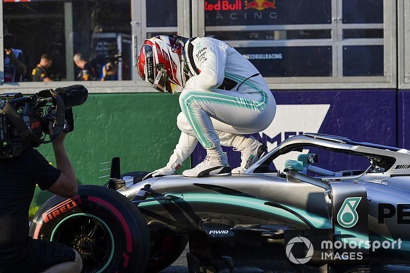 Хэмилтон посоветовал не судить о расстановке сил по итогам первой гонки