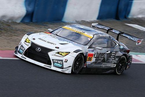 K-tunes RC F GT3の新田守男、岡山テストで好タイム連発も「まだ課題は残っている」