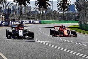 LIVE F1 - Les qualifications du GP d'Australie en direct