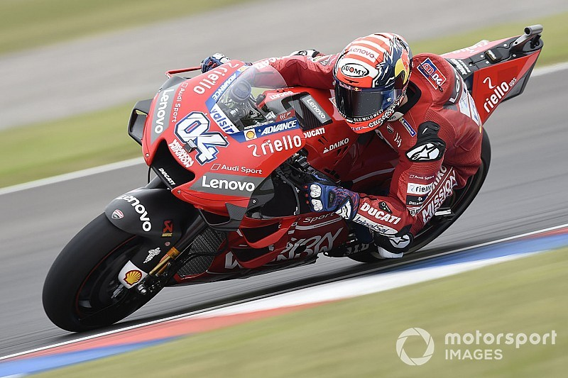 LIVE MotoGP: GP von Argentinien, Rennen