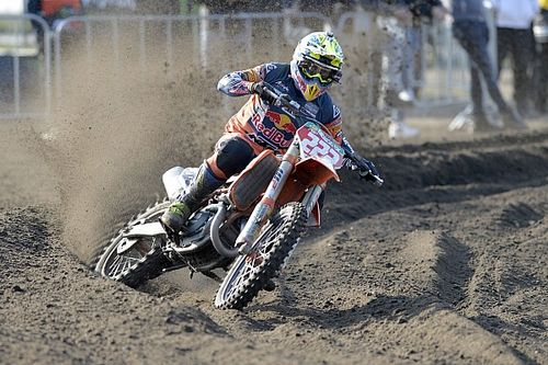 Tony Cairoli fa doppietta sulla sabbia olandese di Valkenswaard!