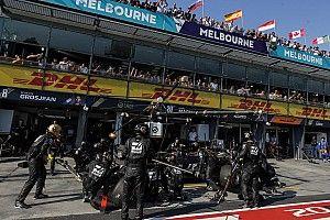 Haas y el 'deja vù' de las tuercas en Australia