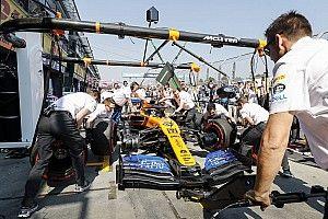 """Sainz dice que McLaren ha visto """"rendimiento prometedor"""" en su coche"""