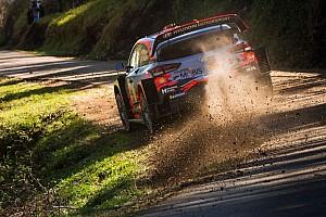 WRC Corsica: Evans krijgt leiding terug na tijdverlies vanwege Meeke