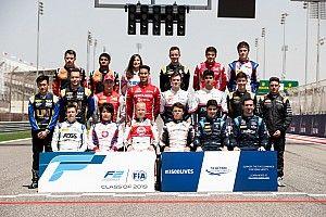 Daftar pembalap dan tim Formula 2 2019