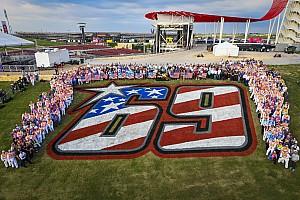 Photos - Au GP des Amériques, l'hommage à Nicky Hayden