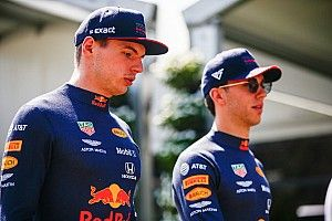 "Beating Verstappen ""clearly not the target"", says Gasly"