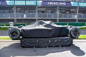 """Las mejores imágenes del """"desembarco"""" de la F1 2019"""