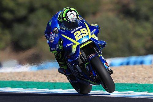 Test Jerez, Giorno 1: Iannone e la Suzuki al top, Ducati terza e quarta