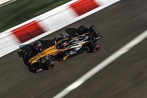 Renault устроила тесты для Лундгора и Чжоу на машине 2017 года