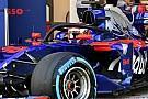 Forma-1 Minden tökéletesen zajlott a Toro Rosso-Honda filmforgatásán