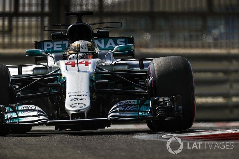 Hamilton: No excuse for F1 to have worse racing than F2
