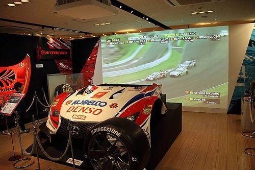 実物のパーツやマシンも展示! 新宿伊勢丹で「SUPER GT展」が開幕