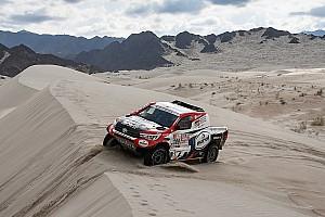 Ten Brinke valt met motorprobleem uit in Dakar Rally