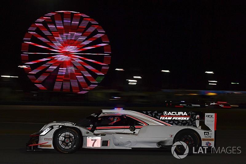 Luego de 10 horas, Penske-Acura hace el 1-2 en Daytona