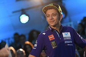 "Rossi still ""not at 100 percent"" after 2017 leg break"