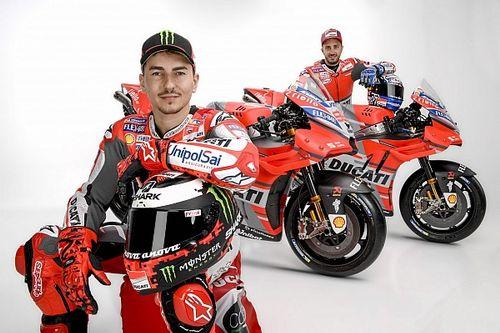 """Ducati: """"El esfuerzo económico que se hizo para traer a Lorenzo fue puntual"""""""
