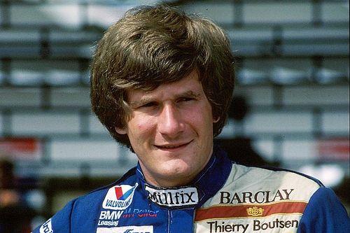 Zolder vernoemt eerste chicane naar Thierry Boutsen
