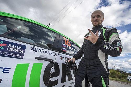 Sergey Remennik punterà al titolo ERC2 con la sua Mitsubishi