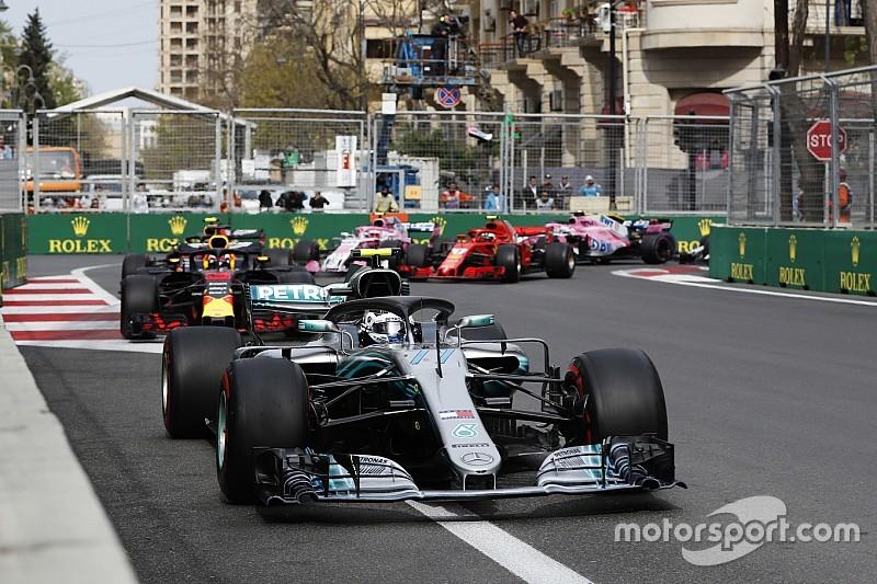 F1 overweegt andere cameraposities om actie beter in beeld te brengen
