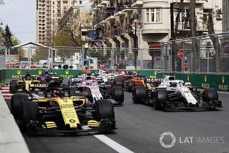 Renault, İspanya'da yeni yakıt ve aerodinamik paketle gelişmeyi umuyor