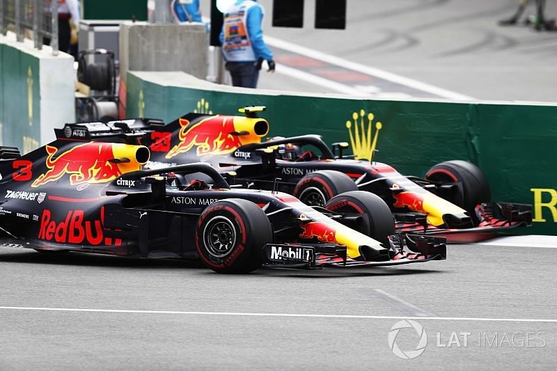 """Verstappen: """"Wil blijven racen met Ricciardo"""""""