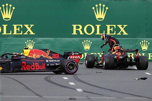 Ricciardo y Verstappen reciben una reprimenda de la FIA