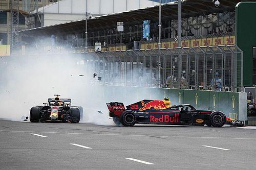 Ricciardo: B*zmeg, mindenki látta, hogy ebből ütközés lesz!