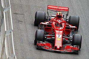 Räikkönen sur une deuxième marche du podium inespérée!