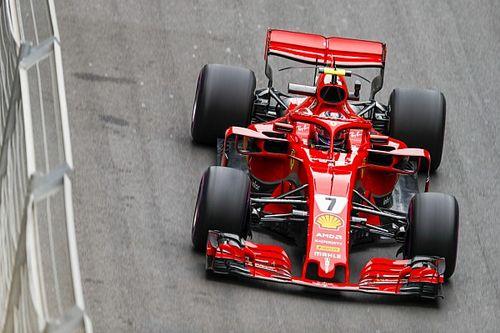Mercedes vreest voor alternatieve strategie Raikkonen