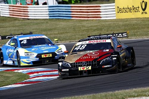 "Mortara warns poor officiating could ""kill"" DTM"