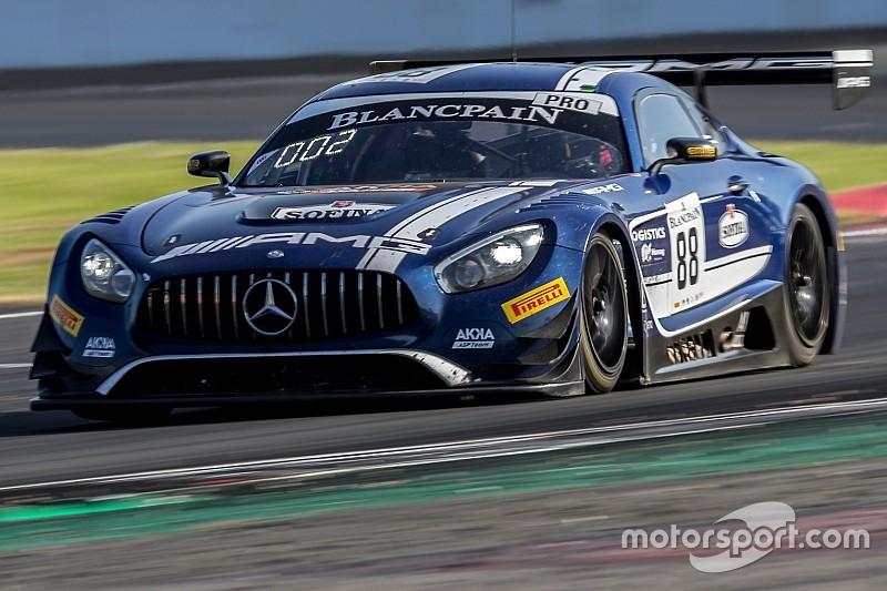 Engel e la Mercedes i più rapidi nelle pre qualifiche del Paul Ricard